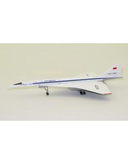 Tupolev Tu144S Aeroflot / Tupolev Design Bureau Le Bourget 1975 CCCP-77144