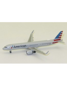 Airbus A321neo American Airlines N400AN