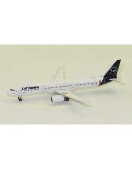 """Airbus A321 Lufthansa """"Die Maus"""" D-AIRY"""