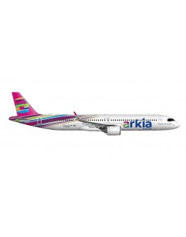 Airbus A321neo Arkia Israeli Airlines - Fuchsia variant 4X-AGH