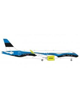 """AirBaltic Airbus A220-300 """"Estonia"""" 1:200"""
