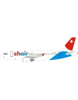 Airbus A319 Chair Airlines HB-JOH