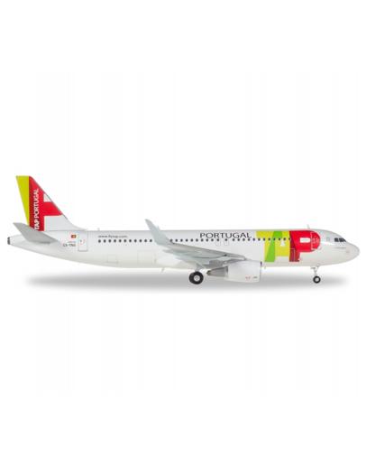 "TAP Portugal Airbus A320 - CS-TNS ""D. Afonso Henriques"""