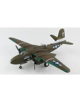 "Douglas A-20G Havoc USAAF ""Little Joe"" 43-21475, 389th BS, 312th BG, 5th AF, early 1945"