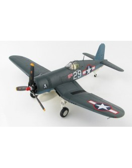 "McDonnell Douglas F4U-1A Corsair """"White 29"""", VF-17, Lt. Ira Kepford, Jan 1944"""