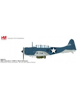 "Douglas SBD-1 Dauntless ""LCDR C. Wade McClusky"" Enterprise Air Group Commander , 4th June 1942 ""Battle of Midway"""