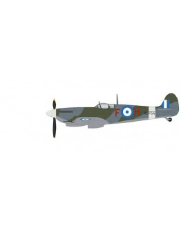 Spitfire Mk.IX MJ755 (restored), Hellenic Air Force, 2020