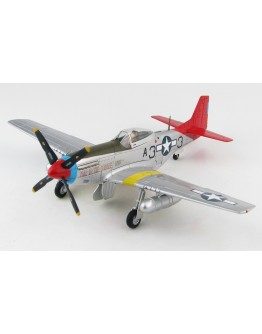 """P51K Mustang USAAF, """"Tall In the Saddle"""" 99th Fighter Squadron, 332nd Fighter Group, WWII"""