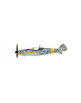 """Messerschmitt Bf109G-6 """"Juutilainen"""" """"White 0""""/MT-451, 1/LeLv34, Finnish Air Force, June 1944"""
