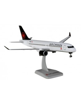 Airbus A220-300 Air Canada C-GROV Snap fit with stand and gears