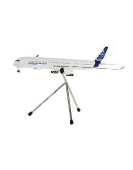Airbus A350-1000 AIrbus Industrie Snap fit with Tripod stand and gears
