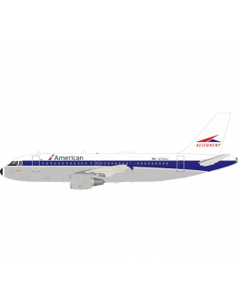 A319-112 - American Airlines / Allegheny Airlines