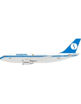 Airbus A310-200 Sabena OO-SCA With Stand
