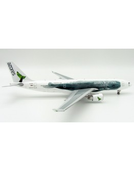 """Airbus A330-200 SATA Azores Airlines """"Sperm Whale Livery"""" CS-TRY With Stand"""
