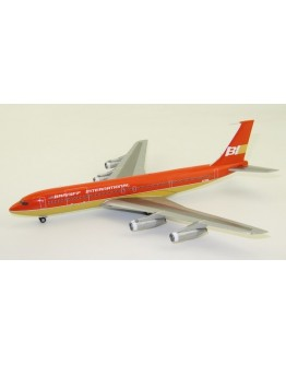 Boeing 707-300 Braniff International Airways N7098 With Stand