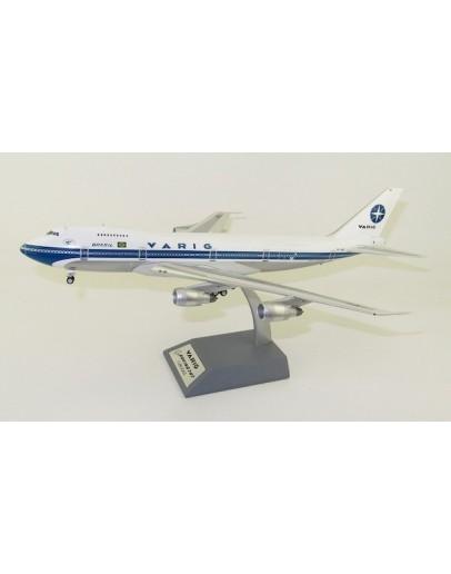 Boeing 747-200 Varig PP-VNC Polished With Stand