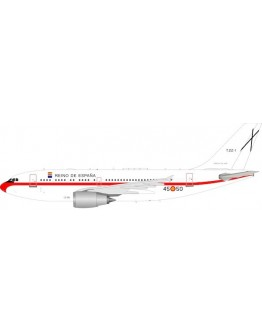 Airbus A310-300 Spanish Air Force T22-1 with stand
