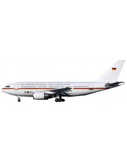 Airbus A310-300 German Air Force 10+21 With Stand