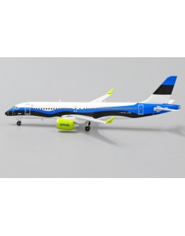 "Airbus A220-300 Air Baltic ""Estonian Flag Livery"" YL-CSJ With Antenna"