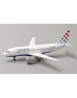 "Airbus A319 Croatia Airlines ""25 Years Godina Livery"""
