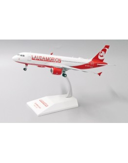 Airbus A320 LaudaMotion OE-LOE With Stand