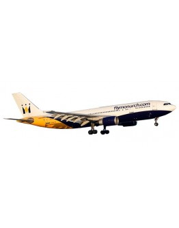 Airbus A300B4-605R Monarch Airlines G-MAJS