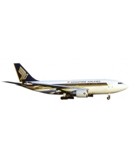 Airbus A310-300 Singapore Airlines 9V-STP With Stand