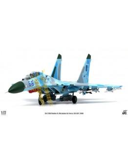 Sukhoi Su27UB Flanker-B Ukrainian Air Force, 831 IAP, 2000