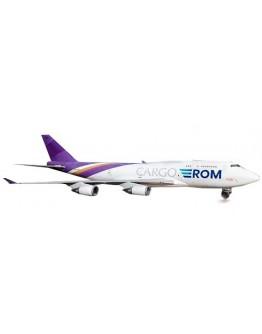 Boeing 747-400(BCF) Aerotranscargo 'ROM' ER-BBE Hybrid Thai livery