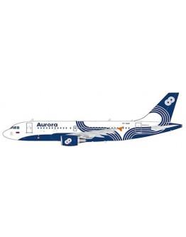 Airbus A319 Aurora VP-BWK