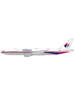 """Boeing 777-200(ER) Malaysia Airlines """"50years 1947-1997"""" 9M-MRB"""