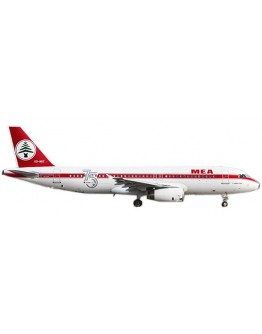 "Airbus A320 Middle East Airlines ""Retro Livery"" OD-MRT With Antenna"