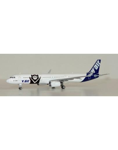 Airbus A321 V Air B-22610