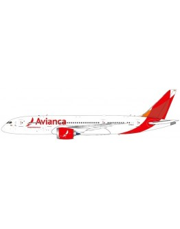 Boeing 757-200 Avianca Colombia EI-CEZ With Stand