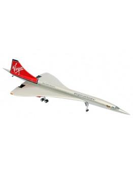 Concorde Virgin Atlantic G-FAST