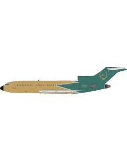 Boeing 727-100 Forbes Capitalist Tool Mid 1990's N60FM With Stand