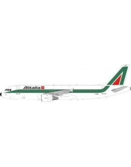 Airbus A320-200 Alitalia I-BIKE With Stand