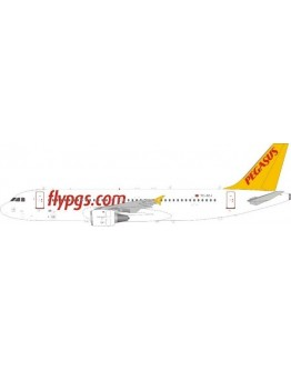 Airbus A320-200 Pegasus Airlines TC-DCJ With Stand