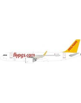 Airbus A320-200 Pegasus Airlines TC-NBA With Stand
