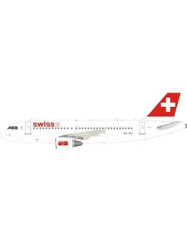 Airbus A319-112 Swiss International Air Lines HB-IPU With Stand