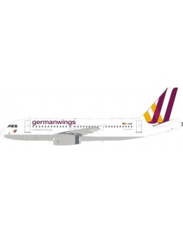 Airbus A319-112 Germanwings Lufthansa Group D-AGWF With Stand