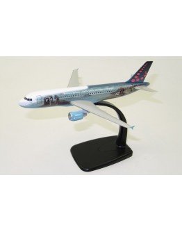 """Airbus A320 Brussels Airlines """"Bruegel"""" OO-SNE"""