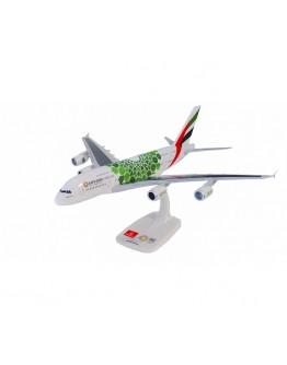 "Airbus A380-800 Emirates ""Expo 2020 Dubai UAE, Green"" A6-EEW"