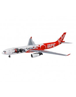 "Airbus A330-300 AirAsiaX 9M-XXD ""Ultimate Fighting Championship UFC"""