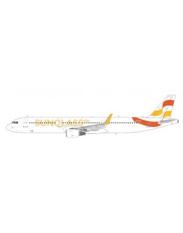 Airbus A321-200 Sunclass Airlines OY-TCF
