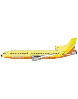 Lockheed L1011-1 Court Line yellow G-BAAA