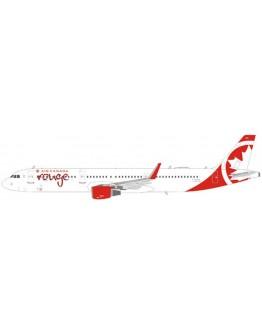Airbus A321-200 Air Canada Rouge C-GHQI