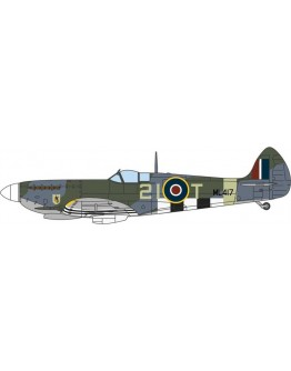 Spitfire IXE 443 Sqn. RCAF ,Oxford Aviation Models