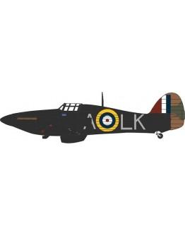 Hawker Hurricane Mk1 87 Sqn S/L Ian Gleed Colerne 1941