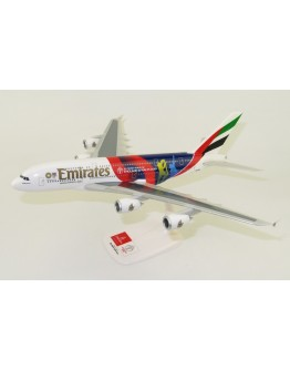"""Airbus A380-800 Emirates """"ICC Cricket World Cup, England & Wales 2019"""" A6-EOH"""